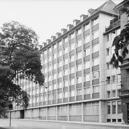 Wohnheim Jenny Marx, 1966, Universitätsarchiv Leipzig