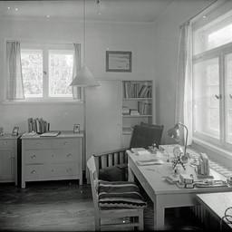 Studentenzimmer Bozener Weg, Connewitz, 1935, Stadtgeschichtliches Museum Leipzig