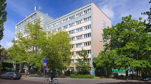 Studentenwohnheim Mainzer Str. 2a