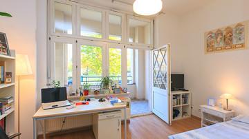 Wohnheimplätze Zimmer