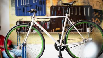 Fahrradselbsthilfewerkstätten Mobilität