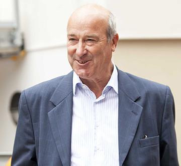 Frank Kießling, ehemaliger Geschäftsführer des Studentenwerkes Leipzig