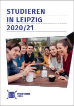 Broschüre Studieren in Leipzig Vorschaubild